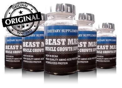Beast Master 90tabs (BCAA+Muscle+Energy+Stamina