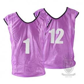 17RA Trident Training Bib Set - Purple (1-12)