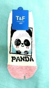 Kawaii Panda Korean Sock 100% made in Korea