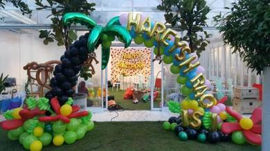 Arch balloon / birthday party / event