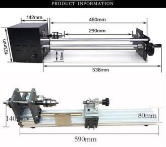 Mesin Larik | Wood Lathe Machine