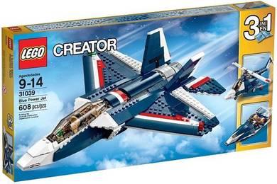 LEGO 31039 Blue Power Jet