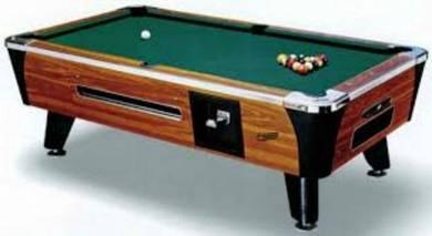 Pool table biz to take over