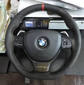 BMW 5-Series F10 M-Sport Carbon Steering Wheel