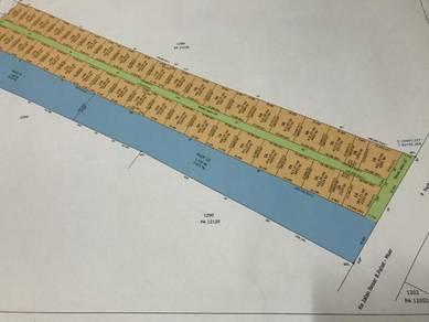 (NEW) Tanah Lot Parit Kuda Semerah, Batu Pahat untuk dijual