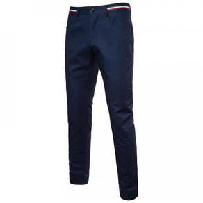 Korean Men's Straight Slim Casual Pants MFCYG 9441