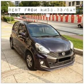Car Rental | Kereta Sewa
