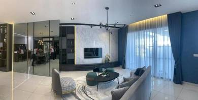 Latest superlink double house in Seremban. Show house is ready!!