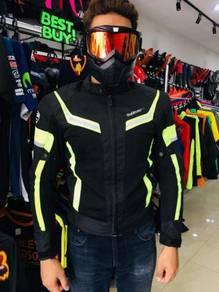 IZ2 437 Wasp Waterproof Riding Jacket (GREEN)