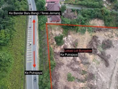 Projek Baru Banglo Lot Sg. Merab