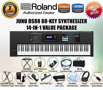 ROLAND DS88 Synthesizer Keyboard Piano