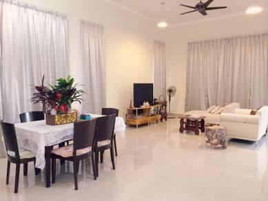 2 storey corner semi detached kota bayu emas klang fully furnisheed