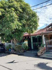 Single Storey Terrace Taman Seri Bekah For Sale