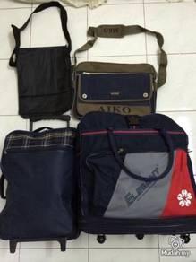 Full Set Travelling Bag & Aiko Sling Beg