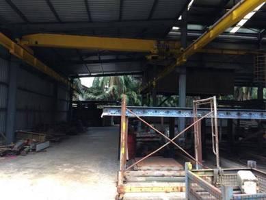 Telok Panglima Garang , Jenjarom , Factory Warehouse