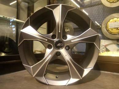 Ad wheels ad548 17inc inspira civic FC EXORA PREVE