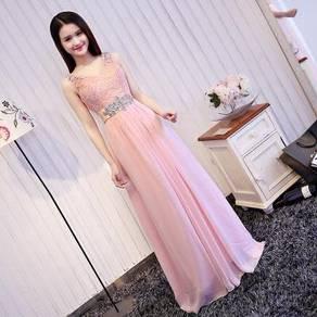 Pink blue purple wedding bridal prom dress RBP0250