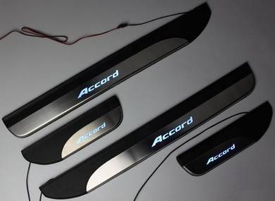 Honda Accord LED Side Sill Step Door Side Step
