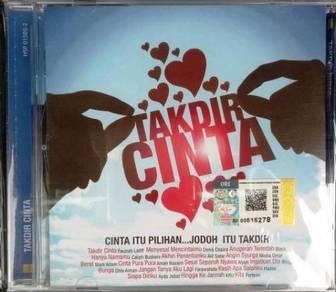 CD Takdir Cinta