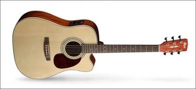 Cort mr500e - Acoustic Guitar with Pickup