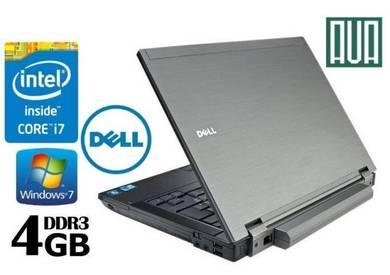 Dell Latitude E6410 Core i5 SSD Nvidia Win7 Laptop