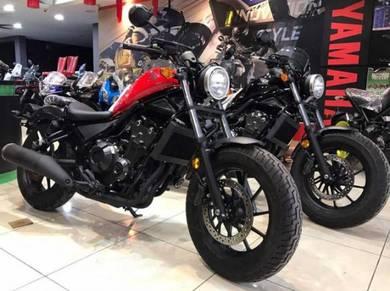 Honda Rebel 500 ABS ~ CMX500A ~ New Model