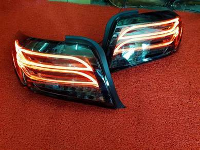Toyota vios led taillamp tail lamp light lights