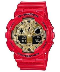 Watch- Casio G SHOCK GA100VLA-4 -ORIGINAL
