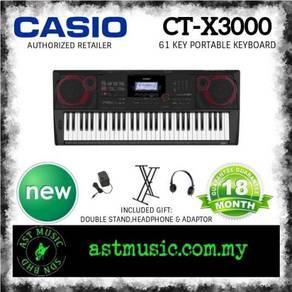 New Casio CT-X3000 ctx3000 High Grade Keyboard