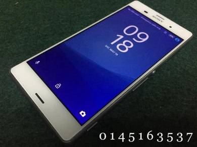 Sony Xperia Z3 32gb white secondhand