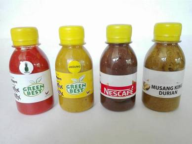 Green Best Minyak Memancing Fishing Oil