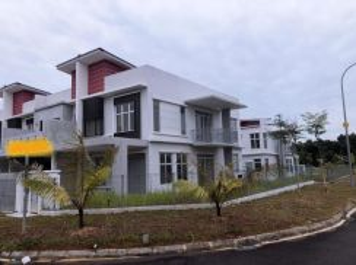 0% Down Payment Corner Double Storey at Nusantara Prima Nx Nusa Bayu