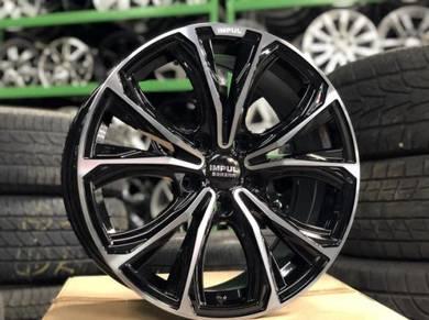 New 17 Nissan Impul Rim Serena Teana Xtrail Sylphy