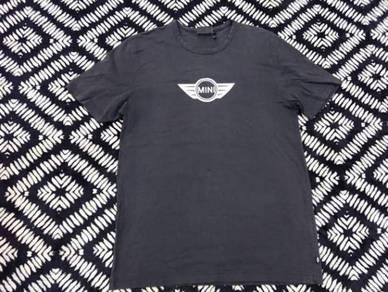 Mini t shirt black size L