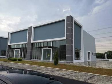 Eco Business Park III Factory for rent Kota Masai