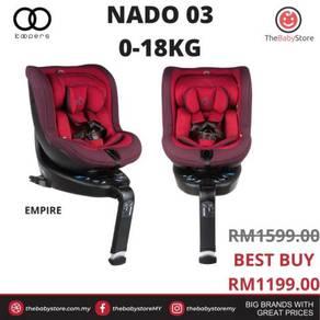 Koopers nado 03 car seat - empire
