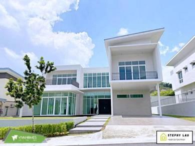 Brand New Bungalow Bukit Jelutong Kayangan Heights Shah Alam