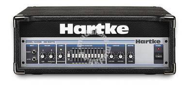 HARTKE HA3500A (350W) Bass Guitar Amp Head