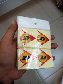 Stiker dunlop set