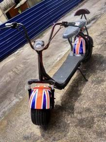 Harley electric Scooter. NEW (machang)