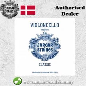 Jargar classic cello string set denmark handmade
