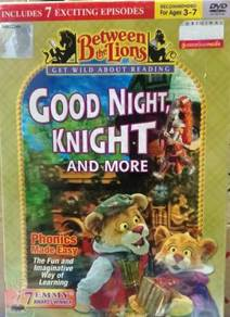 Between The Lions Good Night, Knight And More DVD