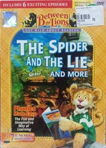 Between The Lions The Spider And The Lie DVD