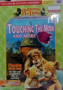 Between The Lions Touching The Moon And More DVD