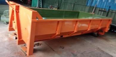 Membuat tong roro sampah manufacturer bin
