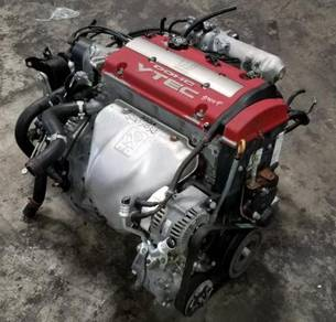CL1 H22A engine with T2W4 LSD gearbox for sale
