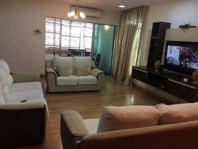 Li Villa Taman Sea 2 n Half Terrace House SS 23 Renovation Beacon Hous