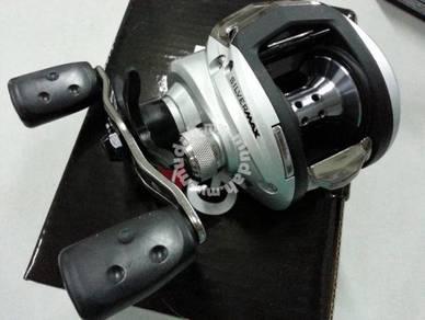 ABU GARCIA SILVERMAX 3 - Fishing Casting Reel