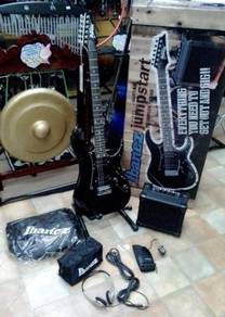 Ibanez Electric Guitar Set Jump Start (IJRG200E)