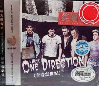 IMPORTED CD One Direction Greatest Hits 3CD